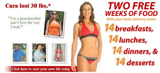 Nutrisystem Weight Loss Plan Banner